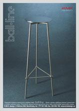 BL3: Barová stolička Ball-line